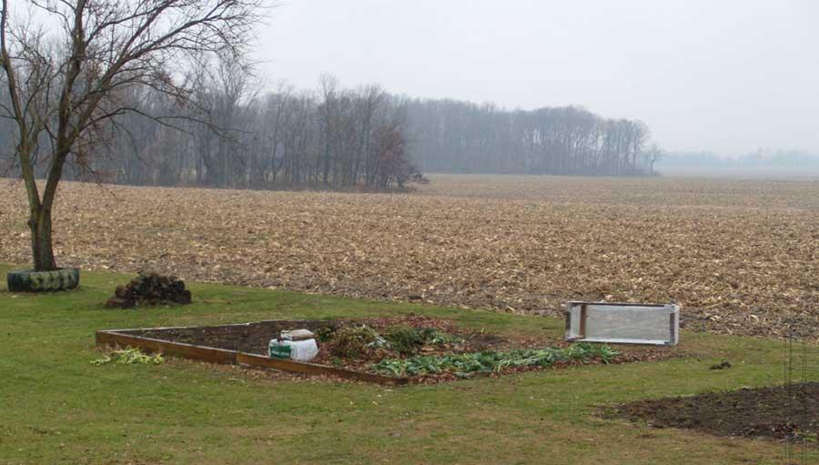 Fall soil prep